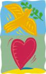 Dove-Heart Picture