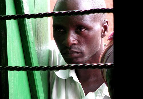 Uganda Man during ATFTF Trainings