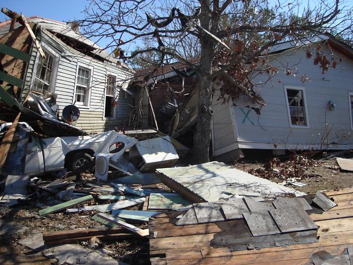 hurricane katrina term paper