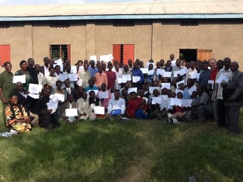 Uganda TFT Class 2012