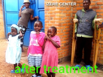After TFT: Izere Center, Rwanda